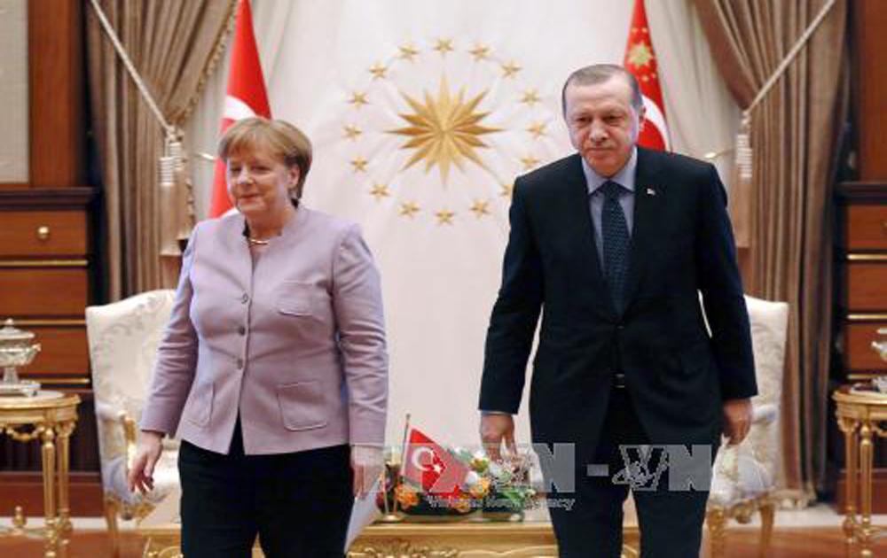 Căng thẳng Thổ Nhĩ Kỳ - Đức tiếp tục leo thang