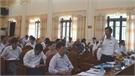 Kỳ họp thứ Ba, HĐND TP Bắc Giang khóa XXI: 'Nóng' giải phóng mặt bằng, trật tự, vệ sinh đô thị