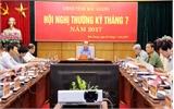 Chủ tịch UBND tỉnh Nguyễn Văn Linh: Tập trung thực hiện ba nhiệm vụ trọng tâm
