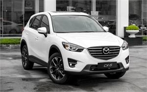 """Mazda CX-5 2016 được chào bán với mức giá """"sốc"""""""
