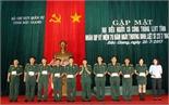 Bộ CHQS tỉnh: Gặp mặt thương binh, thân nhân liệt sĩ