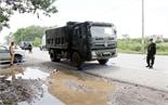Bắc Giang: Mạnh tay xử lý xe quá khổ, quá tải