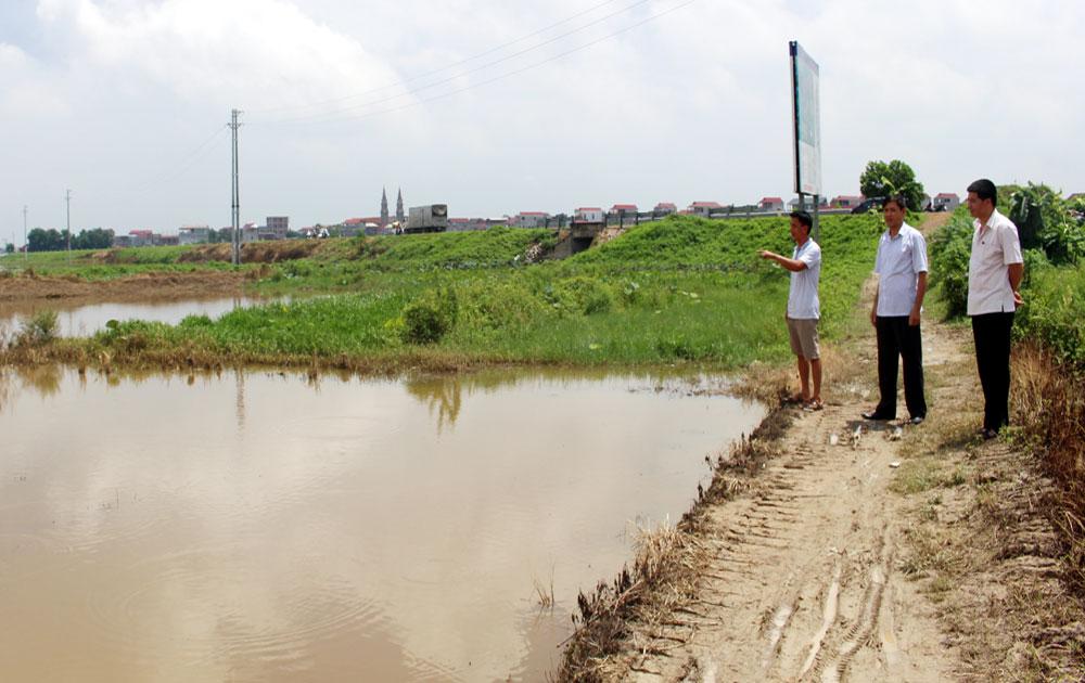 Hiệp Hòa: Giải phóng nhanh mặt bằng Khu công nghiệp Hòa Phú