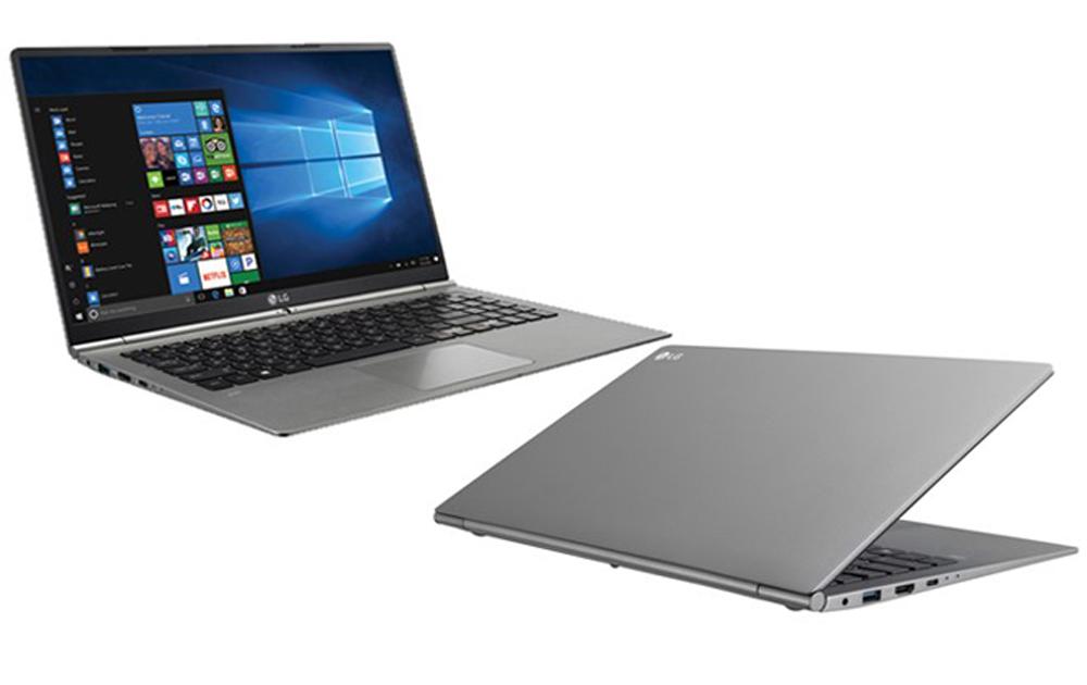 LG lần đầu bán laptop tại Việt Nam, thời lượng pin 17,5 tiếng