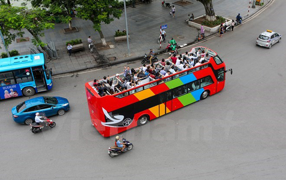 Dừng thí điểm dịch vụ xe buýt du lịch 2 tầng ở 7 tỉnh, thành phố