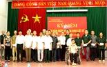 Viettel Bắc Giang: Tặng quà Trung tâm Điều dưỡng thương binh Lạng Giang