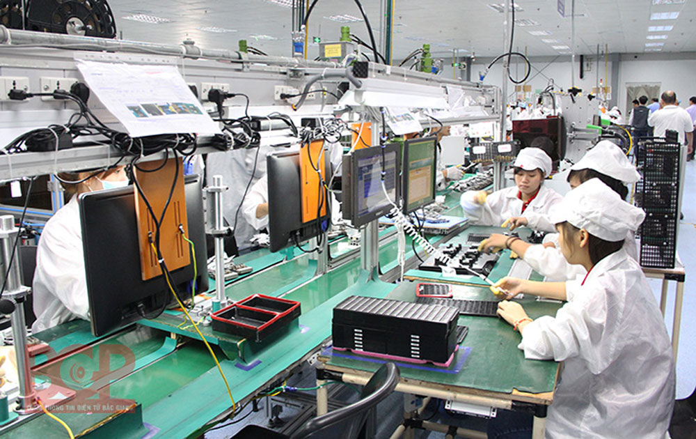 Bac Giang attracts five more investment projects in July