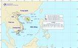 Áp thấp nhiệt đới mạnh lên ở Biển Đông, cả nước có mưa ngày cuối tuần