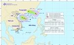 Bão số 3 và áp thấp nhiệt đới hoành hành trên Biển Đông