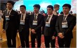 Việt Nam đoạt 4 HCV Olympic Vật lý quốc tế