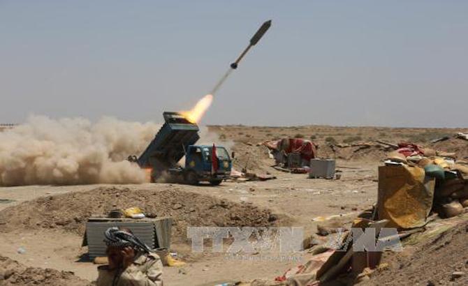 Iraq tiêu diệt hàng chục tay súng IS