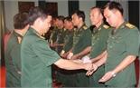 """Lực lượng vũ trang tỉnh: Đẩy mạnh phong trào """"Đền ơn - đáp nghĩa"""" và chính sách hậu phương quân đội"""