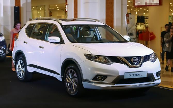 Nissan X-Trail thêm trang bị, giá từ 933 triệu đồng tại Việt Nam