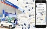 Petrolimex ra mắt ứng dụng bản đồ vị trí cửa hàng xăng dầu trên toàn quốc