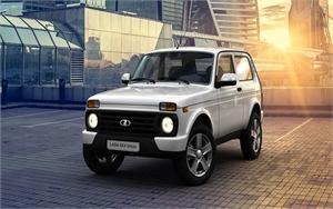 Lada giới thiệu mẫu xe SUV 4x4 giá gần 200 triệu đồng