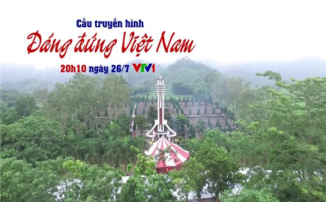 """""""Dáng đứng Việt Nam"""" được truyền hình trực tiếp từ 4 điểm cầu"""