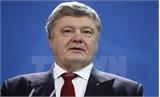 Tổng thống Ukraina đề nghị ngừng bắn ngay lập tức tại Donbass