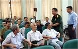 Ngân hàng TMCP Quân đội tặng quà Trung tâm Điều dưỡng thương binh Lạng Giang