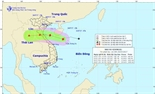Tối nay (25-7), bão số 4 đi vào Hà Tĩnh - Quảng Trị