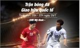 Vé xem trận U22 Việt Nam với các ngôi sao K-League rẻ nhất là 100 nghìn đồng