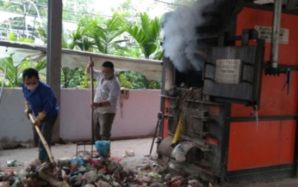Toàn tỉnh phấn đấu nâng tỷ lệ xử lý rác thải nông thôn lên 70%