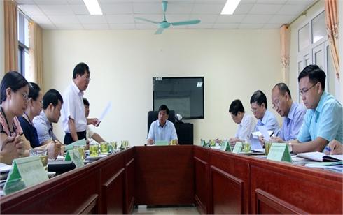 Lựa chọn 8 nhiệm vụ khoa học công nghệ cấp tỉnh năm 2018