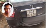 Trộm ô tô của nhà báo