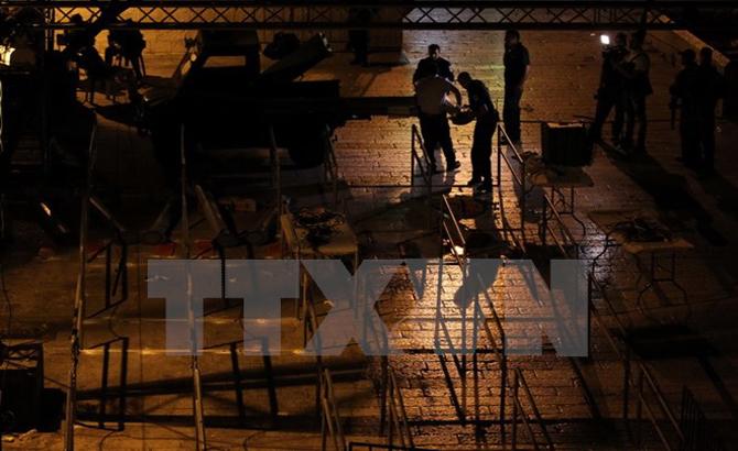 Israel dỡ bỏ thêm thiết bị an ninh tại quần thể Haram al-Sharif