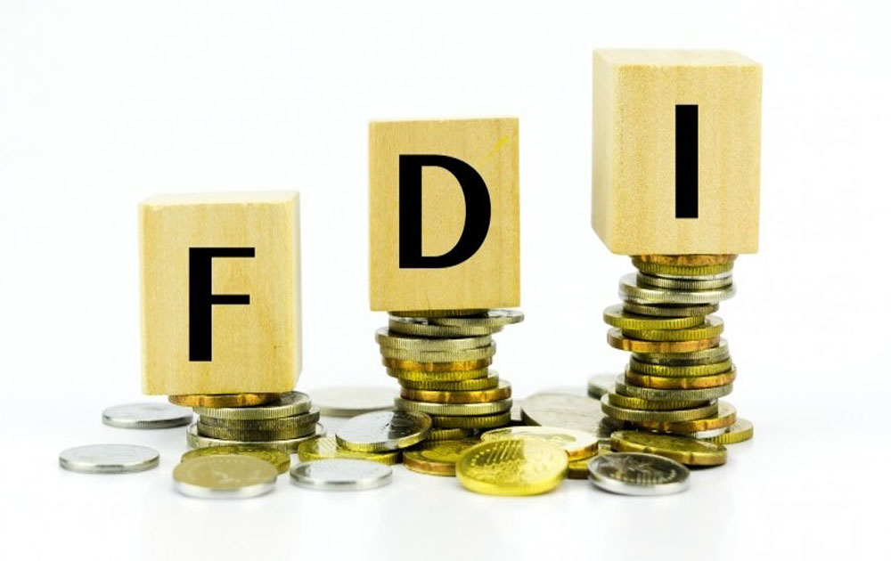 FDI over past 7 months rises by 5.8%