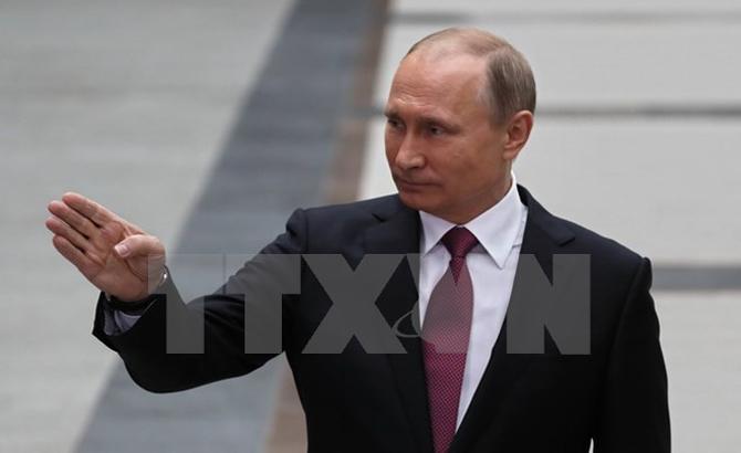 Tổng thống Putin lên án sự quá khích chống Nga gia tăng tại Mỹ
