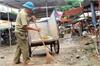 Cựu chiến binh Nguyễn Công Gô: 30 năm giữ sạch chợ làng