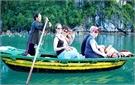 7 tháng, 7,2 triệu lượt khách tới Việt Nam