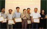 Liên minh Hợp tác xã tỉnh kết nạp 30 thành viên mới
