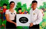 Vietcombank Bắc Giang nêu cao trách nhiệm vì cộng đồng