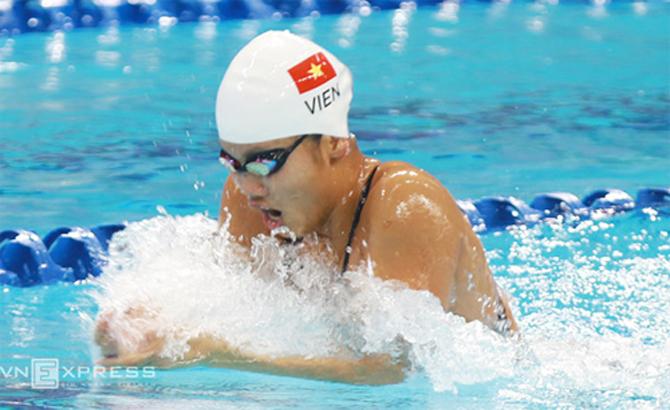 Ánh Viên được kỳ vọng giành trên 8 HCV tại SEA Games 29