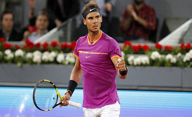 Nadal sắp trở lại vị trí số một sau hơn ba năm