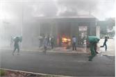TP Bắc Giang: Diễn tập phòng chống cháy nổ, cứu sập