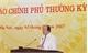 Không chấp nhận cho Thứ trưởng Hồ Thị Kim Thoa nghỉ việc vì đang xem xét kỷ luật