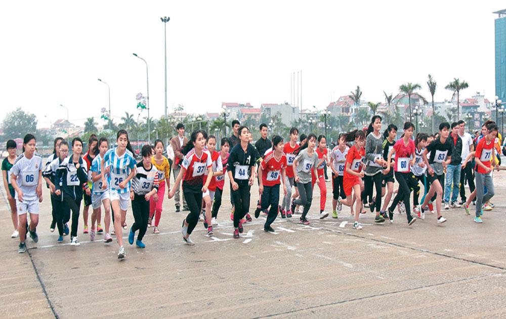 Thiếu lực lượng kế cận,  thể thao TP Bắc Giang sa sút