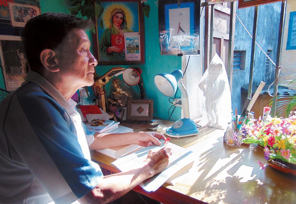 Nhà viết kịch,  Huy Cờ,  giải nghĩa,  lịch sử, văn học