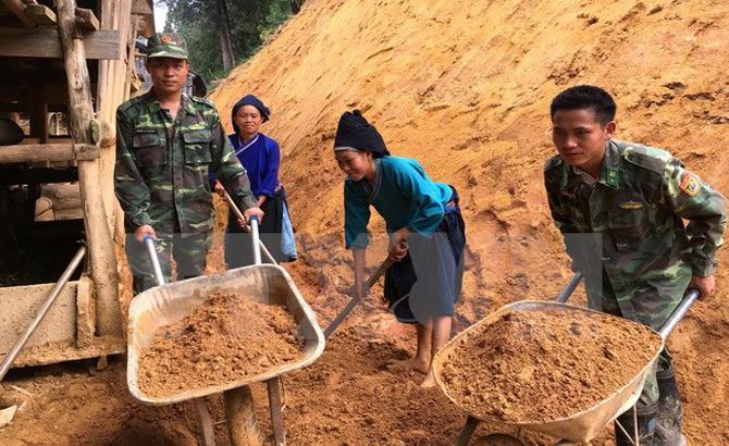 Công điện của Thủ tướng chỉ đạo tập trung khắc phục hậu quả mưa lũ