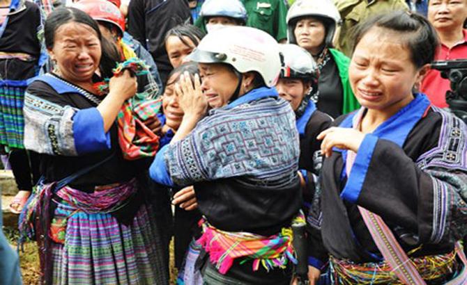 Vẫn còn 17 người mất tích ở Sơn La, Yên Bái sau lũ quét kinh hoàng