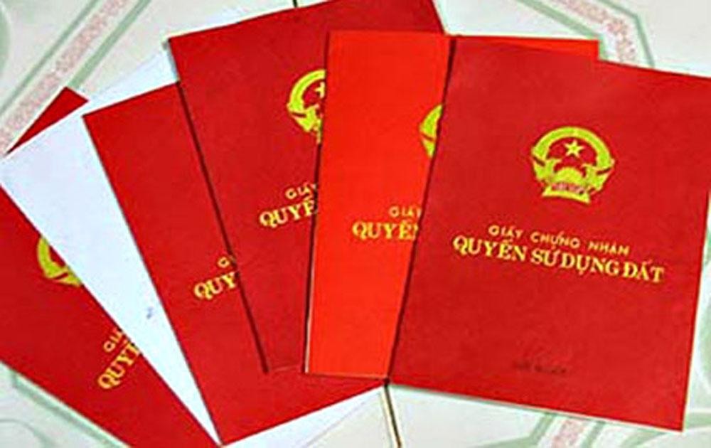 """Hiệp Hòa: Trả gần 900 """"sổ đỏ"""" theo Quyết định 191"""