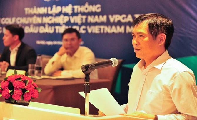 Việt Nam đã có hệ thống giải golf chuyên nghiệp đầu tiên