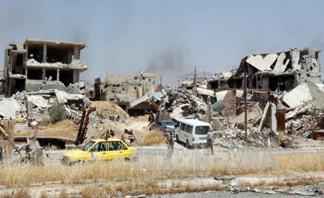 Bộ Ngoại giao Syria kêu gọi LHQ giải thể liên quân do Mỹ dẫn đầu