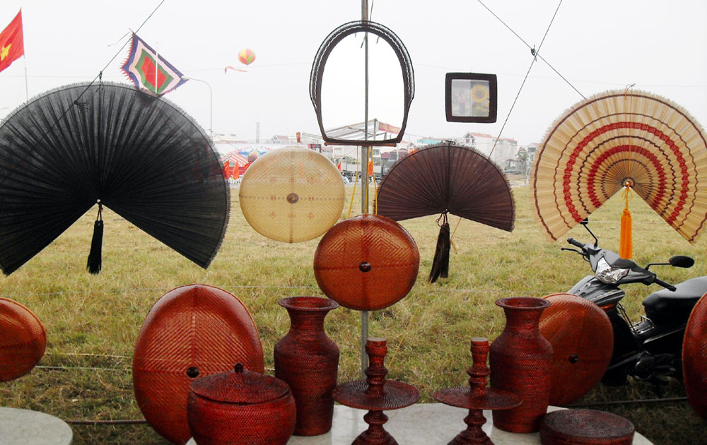 Bac Giang makes tourism more attractive with signature souvenirs