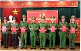 Công an TP Bắc Giang: Phát động thi đua chào mừng các ngày lễ lớn