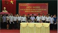 Đẩy mạnh tuyên truyền điển hình tiên tiến học tập và làm theo tư tưởng, đạo đức, phong cách Hồ Chí Minh