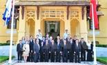 Bộ Ngoại giao tổ chức Lễ thượng cờ ASEAN năm 2017
