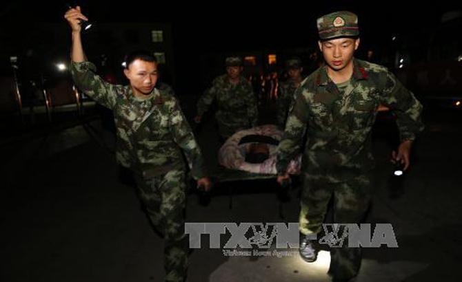 Động đất ở Tứ Xuyên: Có thể có tới 100 người đã thiệt mạng